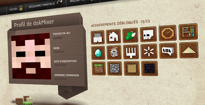 achievements minecraft