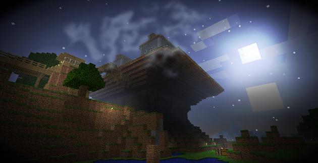 dungeon minecraft