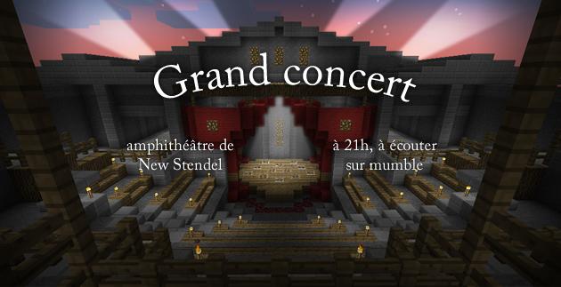 concert minecraft mumble live minefield