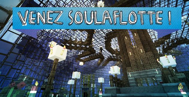 Venez SouLaFlotte serveur minecraft