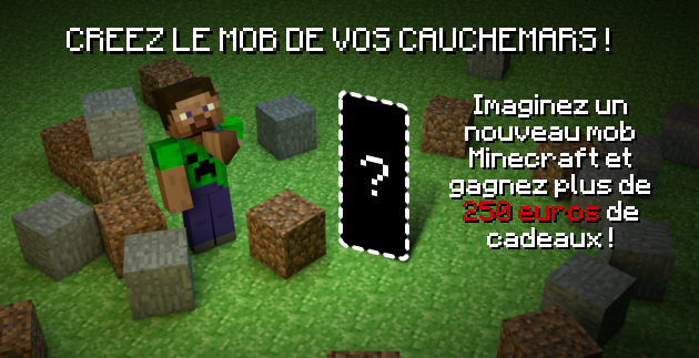 contest create mob minecraft