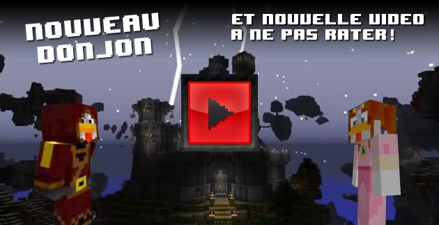 castle minecraft video