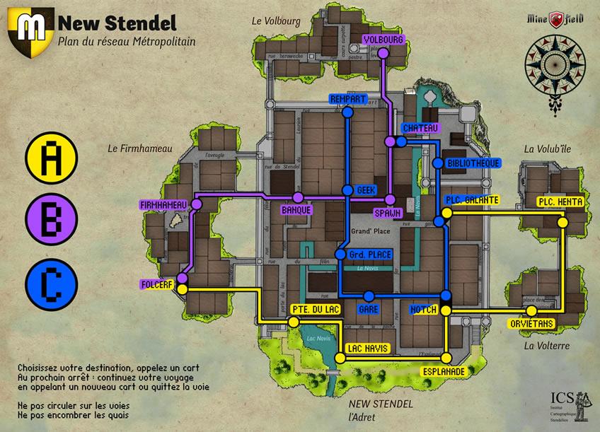 METRO New Stendel