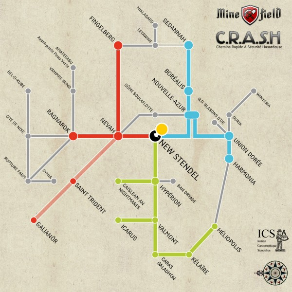 plan metro NS