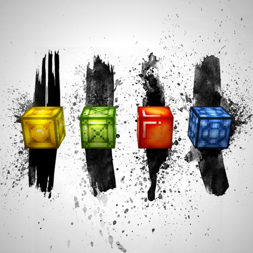 Nouveaux blocs de cristaux