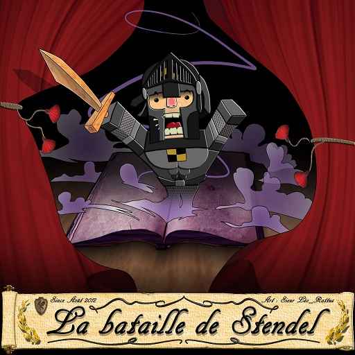La bataille de Stendel - Pièce de théâtre