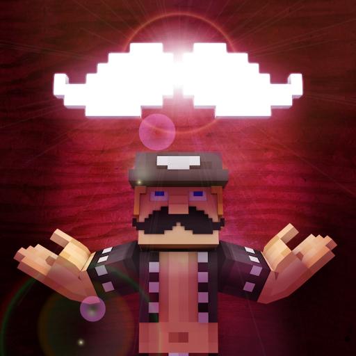 holy moustache