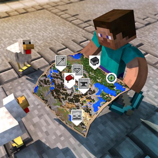 New minecraft map