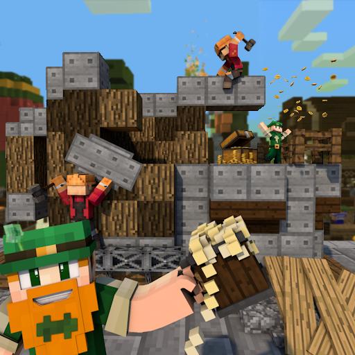 Saint-patrick Minecraft